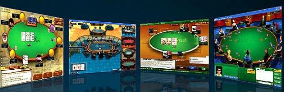 Mejores salas de poker online