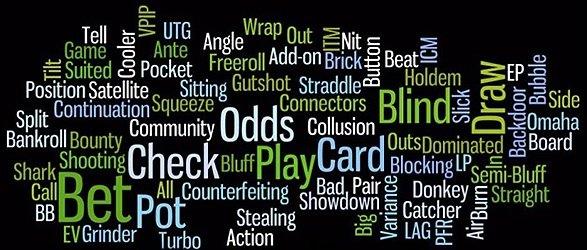 Poker: Términos y definiciones