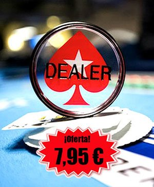 Dealer PokerStars ¡¡Oferta!!