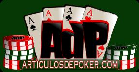 logo tienda articulos de poker
