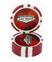 Fichas de poker ABS