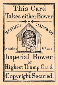 Carta de el Joker, the imperial Bower
