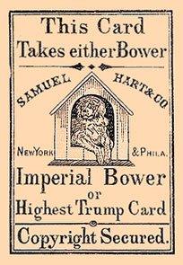 Carta de el Joker, Bower kekaisaran