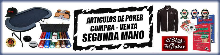 Compra venta poker usado