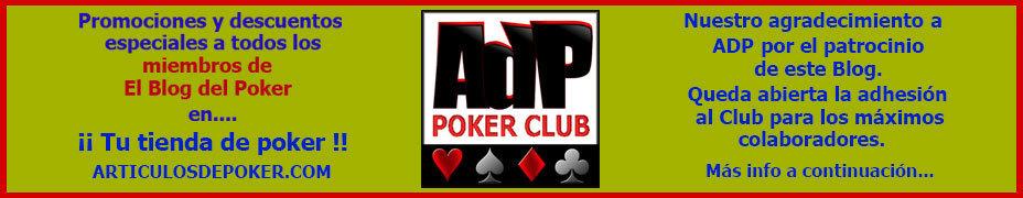 ADP Poker Club más ventajas y beneficios