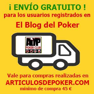 Envío gratuito Articulos de Poker